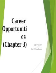 3. Chapter 3 Career updated 8-31-15.pptx