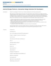 android_design_patterns_interaction_design