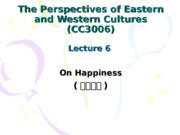 Lecture_6_On_Happiness