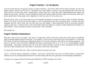 00 - Review - Intro to OChem