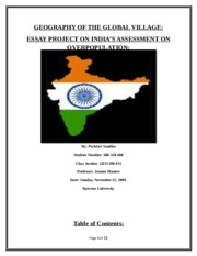 essay on concept of global village Living in our global village 3 pages 709 words july 2015 saved essays save your essays here so you can locate them quickly.