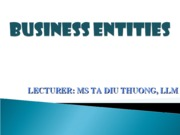 BUSINESS LAW 2003 2007