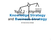 L2-KNOWLEDGE STRATEGY