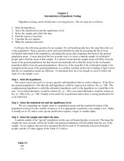 Study Guide Chapter 5A