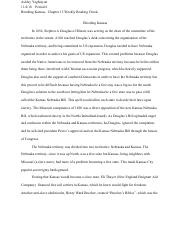 A thesis for a compare and contrast paper