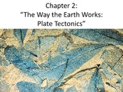 Chapter 2_Plate Tectonics-Part 1