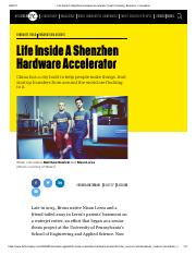 Life Inside A Shenzhen Hardware Accelerator _ Fast Company _ Business + Innovation.pdf