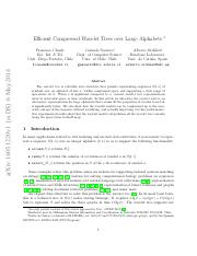 Effcient Compressed Wavelet Trees  over Large Alphabets.pdf