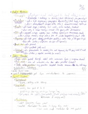 Media Review Notes