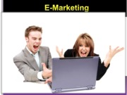 E-Marketing (Presentation)