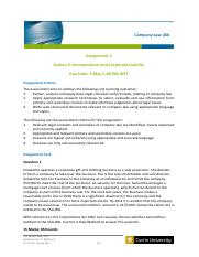 CL266_Assignment 2_Option 2_Incorporation and Corporate Liability(1).pdf