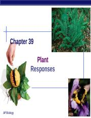 ch_39 plant response.ppt