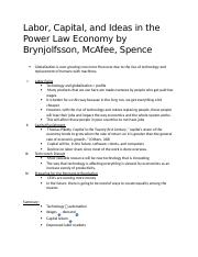 Labor, Capital and Ideas in the Power Law by Brynjolfsson & others.docx