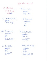Ch. 6 Rational Expressions and Equations Review