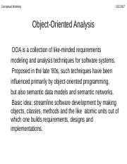 Object-Oriented Analysis (1).ppt