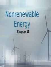 Nonrenewable Energy ch 15 notesa.ppt