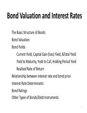 MGFB10_BondValuation_Chapter6_Notes