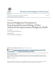 Black and McBean 2016 - Increased indigenous participation.pdf