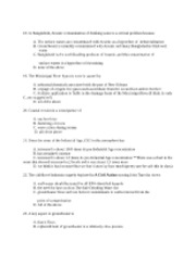 Practice Questions 18-23