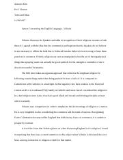 Letters Concerning the English Language.docx