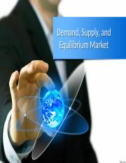 Demand, Supply, and Equilibrium Market.pptx