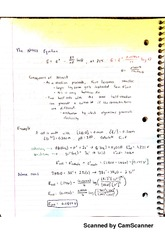 The Nernst Equation And Better And Fuel Cells notes