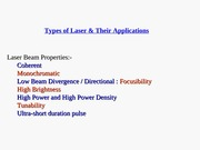 LE-18 Laser Applications-1