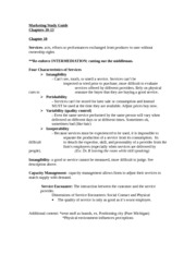 Marketing Study Guide-FINAL