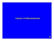 Lecture_14_Atheroslerosis