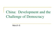 March.6.China.development.democracy