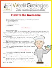 How to Be Awesome.pdf