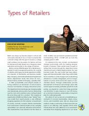 RETAILING MANAGEMENT Chap 234