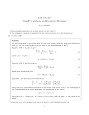 ECSE 210 Assignment 9 Solutions
