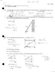 Random Trigonometry Homework