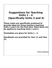 suggestions_for_teaching_units_3_and_4.doc