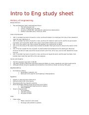 Intro-to-Eng-study-sheet