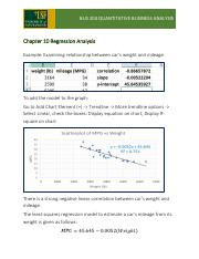 chapter10_Regression_analysis_and_Regression_Diagnostic