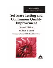 Software Testing And Continuous Quality Improvement_ORIGINAL.pdf