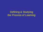 Defining_and_Studying_Learning
