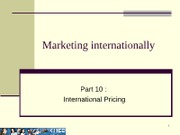 International_Marketing_Part_17