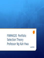FINM4020-Lecture9.ppt
