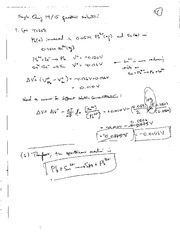 quiz 14 15 ChE 250 F09 practice problems solutions