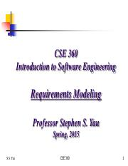 Lecture 7 CSE 360 Spring 2015 - Requirements modelling.pdf