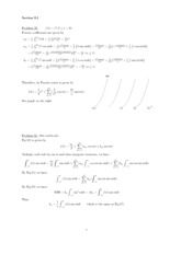 Math 285 homework 10 solutions