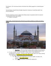 faith and power art and architecture of byzantium.docx