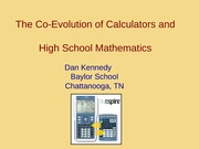 Calc Co-evolution