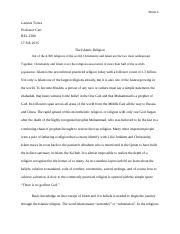 Research Paper ISLAM.docx