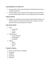 MOR 463 - Lecture notes - Ch. 5