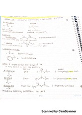 Carbonyl Chemistry of Aldehydes and Ketones Notes