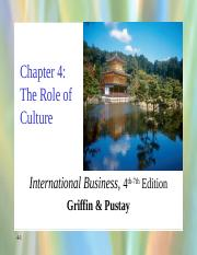 Int'l Business Griffin04Notes SEPT 2015